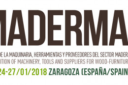 Ruedas Alex in Madermaq 2018 in Zaragoza