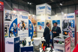 RUEDAS ALEX AUF MESSE FERIA LOGISTICS & DISTRIBUTION 2019